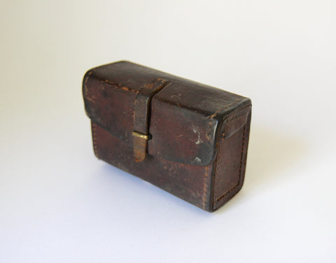 Leather Ammo Case