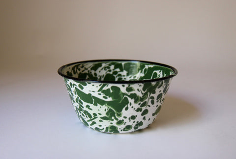 Enamel Camp Bowl