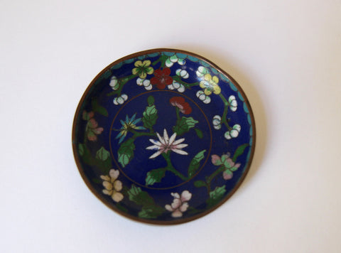 Painted Sauce Plate