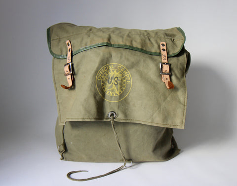 Japanese Camp Backpack