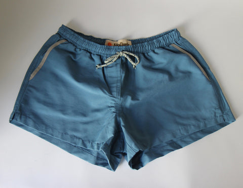 Mollusk Nippon Blue Tomboy Trunks