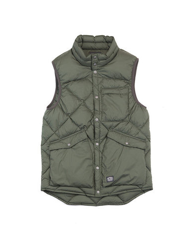 Snow Peak Down Vest