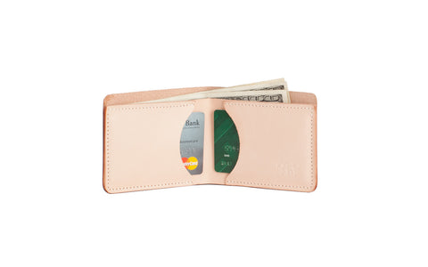 Joshu+Vela Natural Billfold