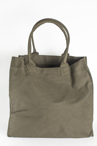 GREI. Washed Heavy Canvas Tote