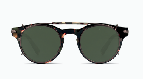 Vuarnet 1406 Clip-On Sunglasses