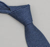 The Hill-Side Indigo Polka Dot Necktie