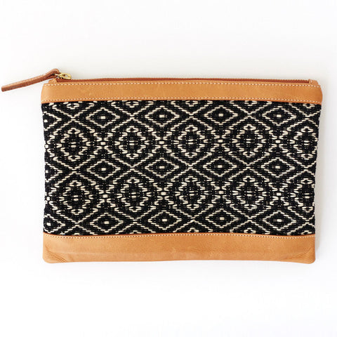 Wax + Cruz Culebra Clutch