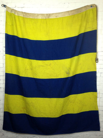 Letter G Cloth Signal Flag