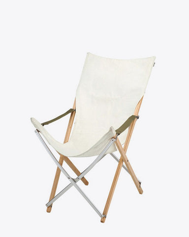 Snow Peak Také Foldable Bamboo Chair