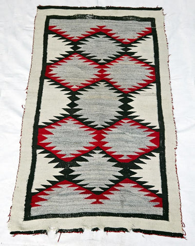 King Kennedy Navajo Rug #173