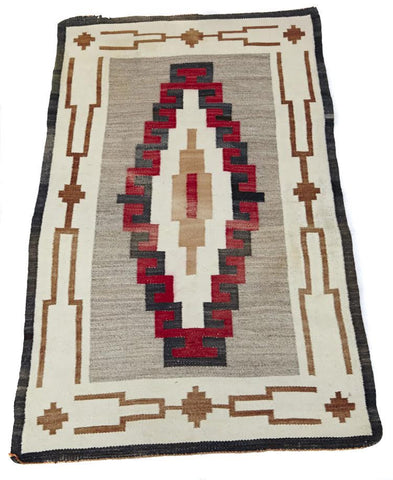 King Kennedy Navajo Rug #161
