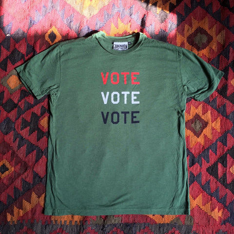 The Reed's 2016 Vote T-Shirt
