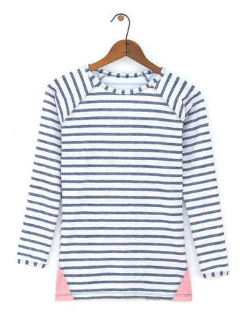 Mollusk Striped Surf Shirt
