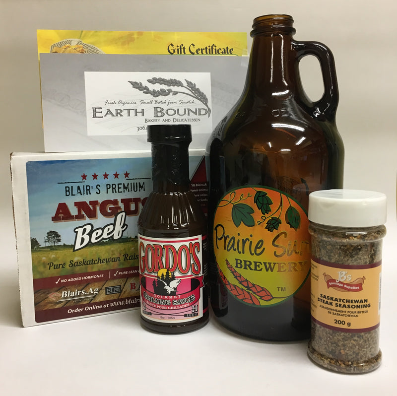 May Giveaway - BBQ & Beer Prize Pack