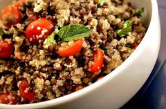 Uncle Sheldon's Quinoa Salad