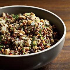 Wild Rice and Quinoa Salad