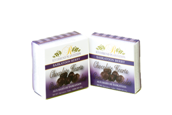Riverbend Plantation Saskatoon Berry Chocolates - 4