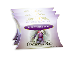 Saskatoon Berry Black Tea