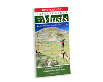 Saskatchewan Book of Musts