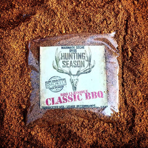 Hunting Season Spice Blends- Classic BBQ Rub