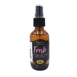 Prairie Apothecary - Fresh Face Toner and Body Spray (50ml)
