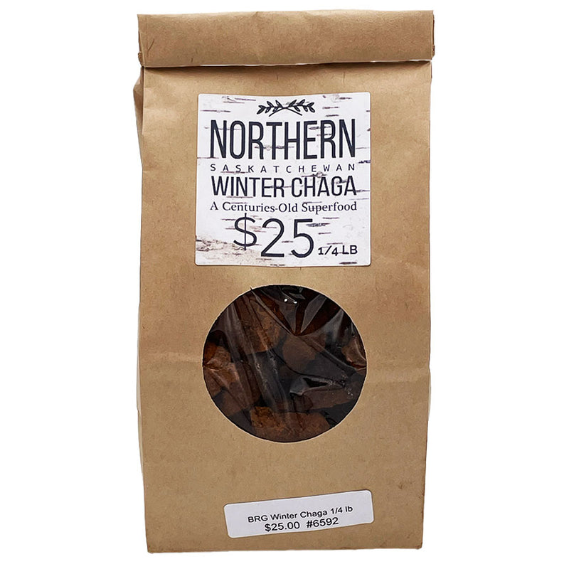 Northern Saskatchewan Winter Chaga