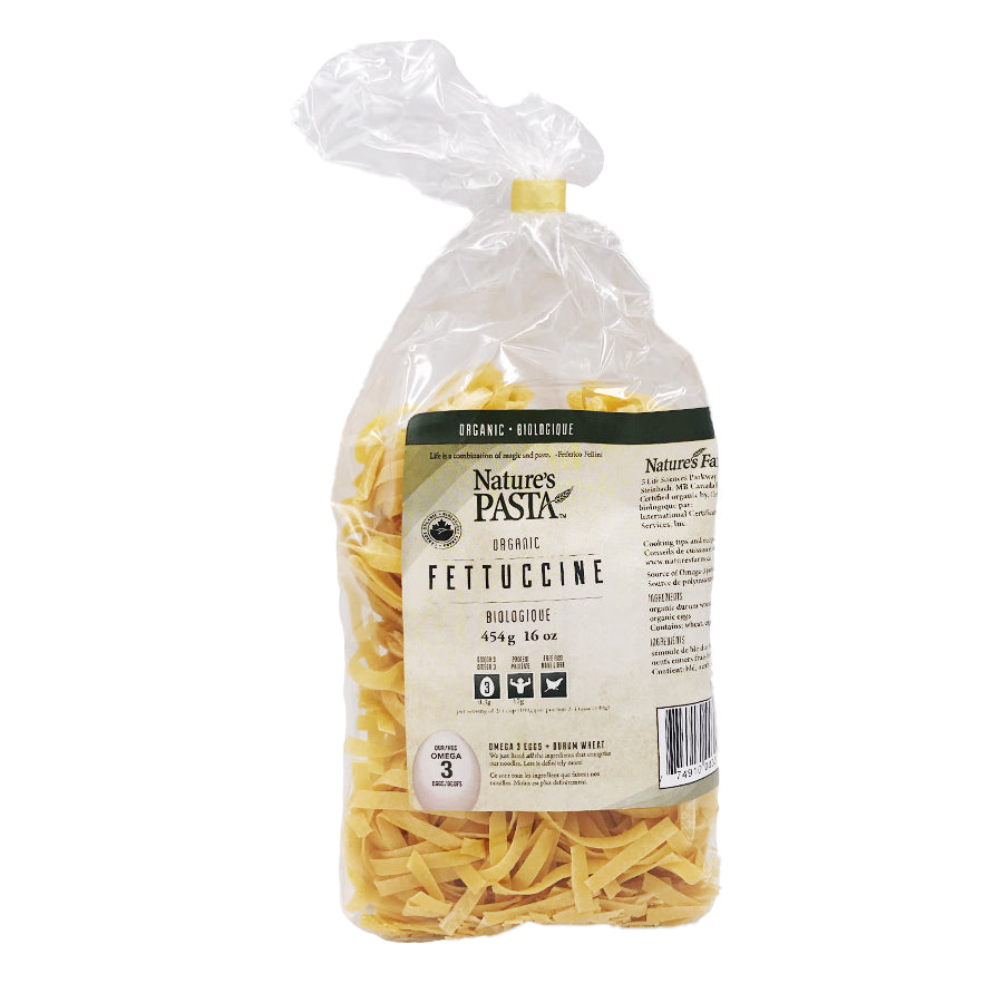 Nature's Farm - Fettucine (454g)