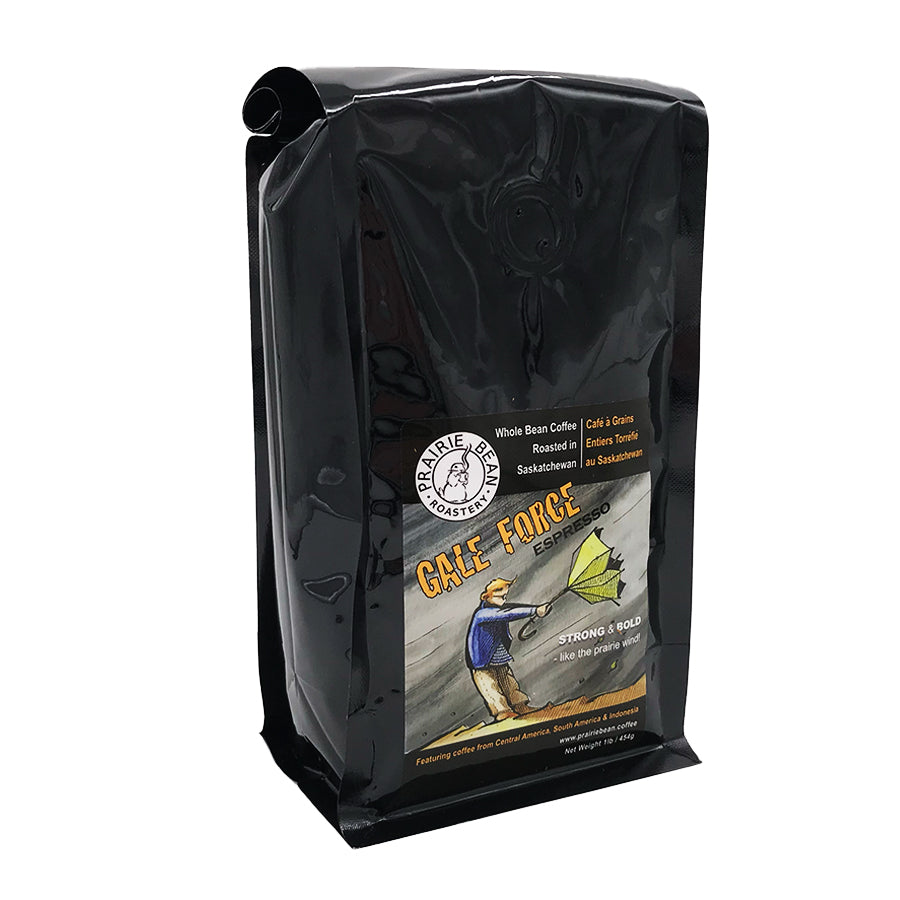 Prairie Bean Roastery - Assorted Coffee Beans (1 lb)