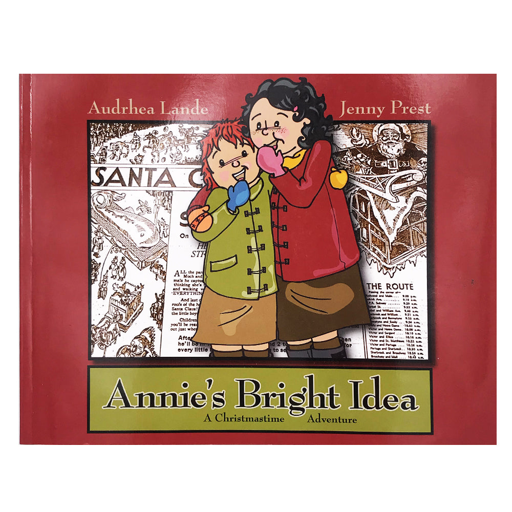 Annie's Bright Idea - by Audrhea Lande