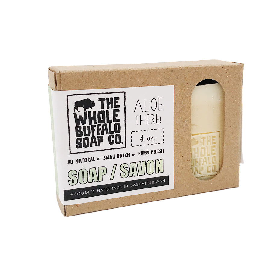 The Whole Buffalo - Assorted Soap Bars