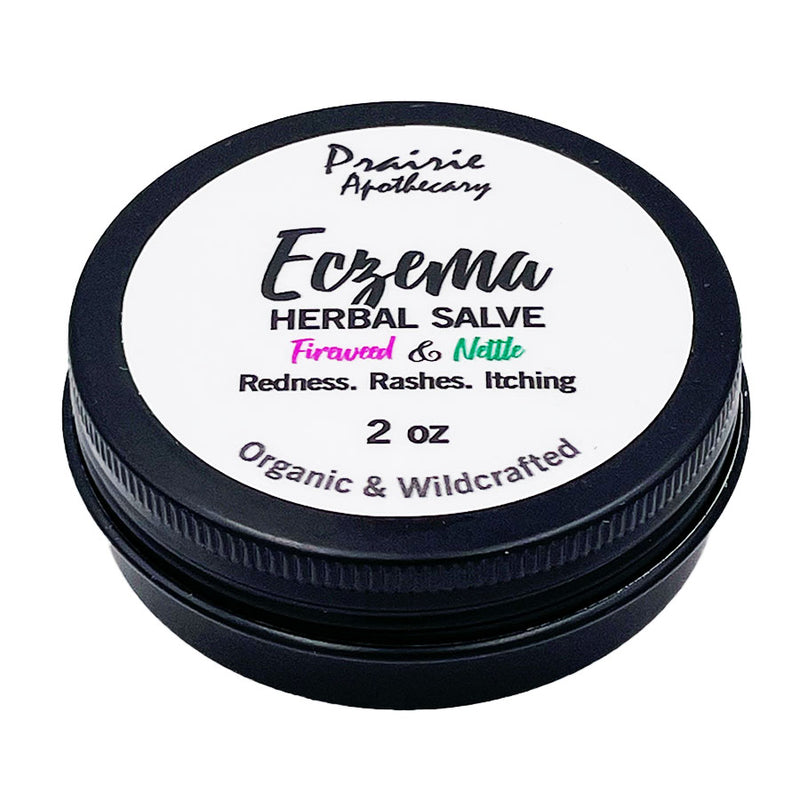 Prairie Apothecary - Eczema Herbal Salve (2oz)