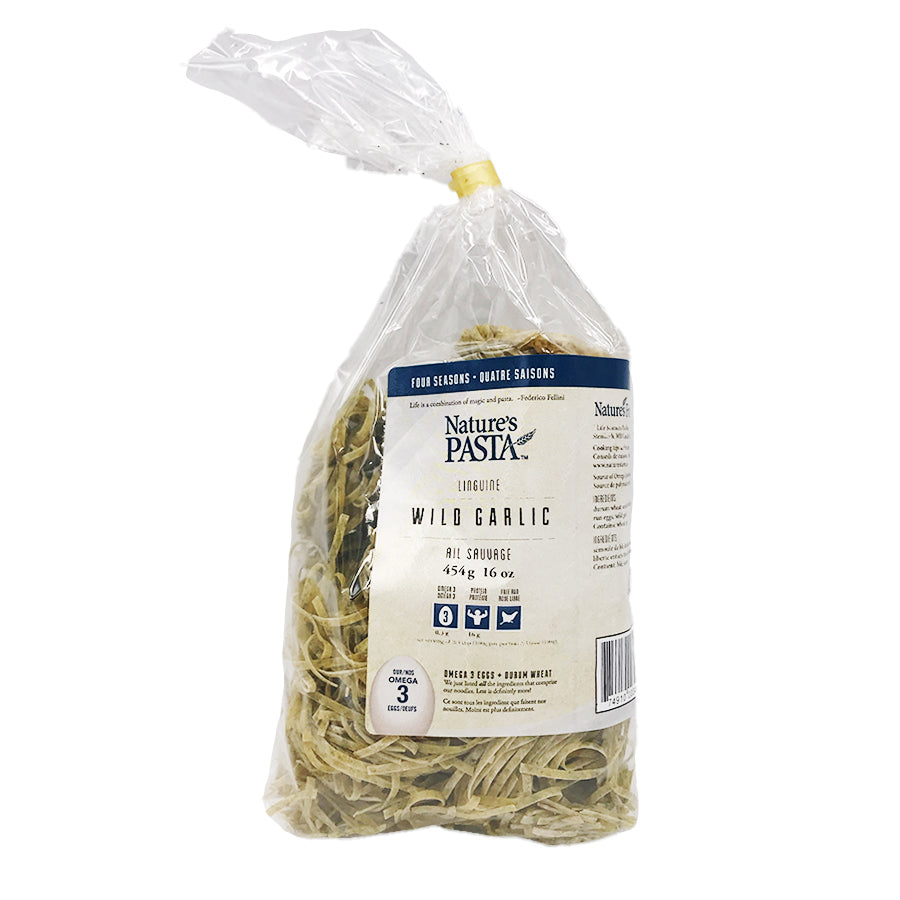 Nature's Farm - Wild Garlic Linguine (454g)