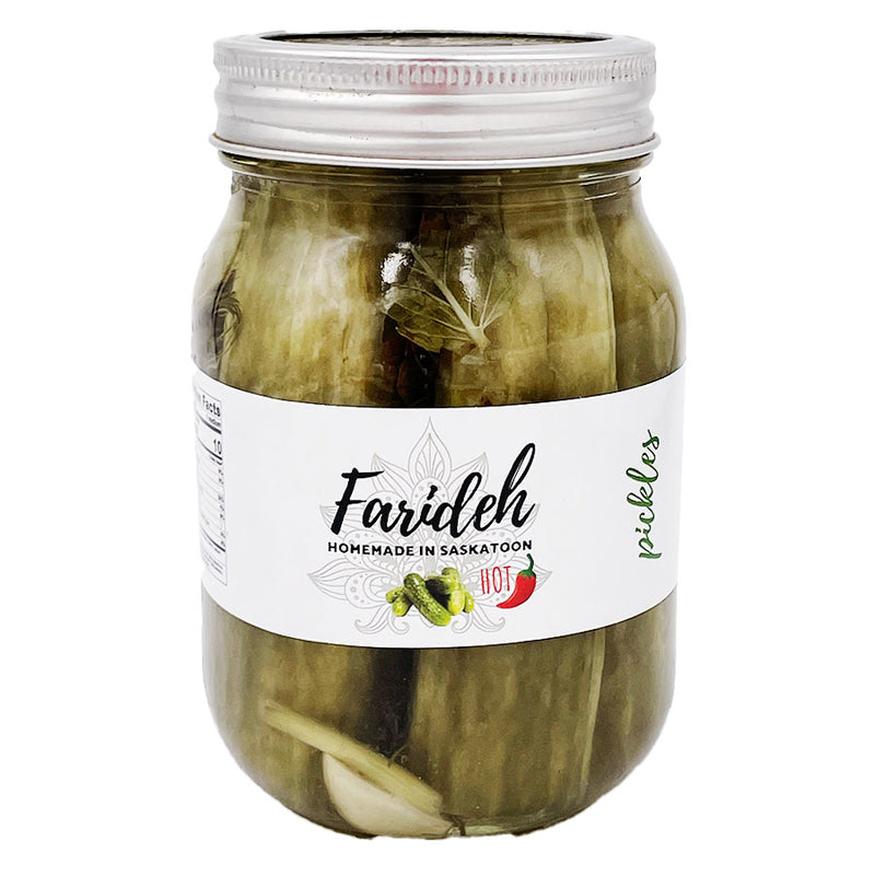 Farideh's Preserves and Pickles