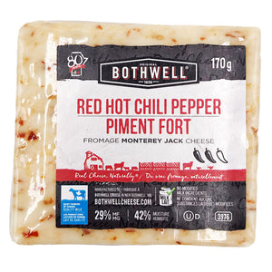 Bothwell Cheese - Red Hot Chili Pepper (170g)