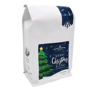 Rock Paper Coffee - Merry Christmas Blend