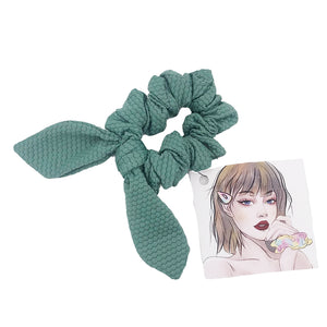 The Hair Clip Gurl - Bow Scrunchies
