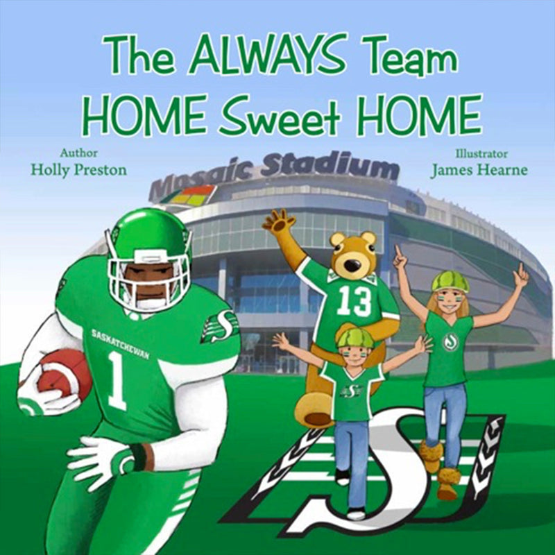 The Always Team: Home Sweet Home - by Holly Preston (Always Books)