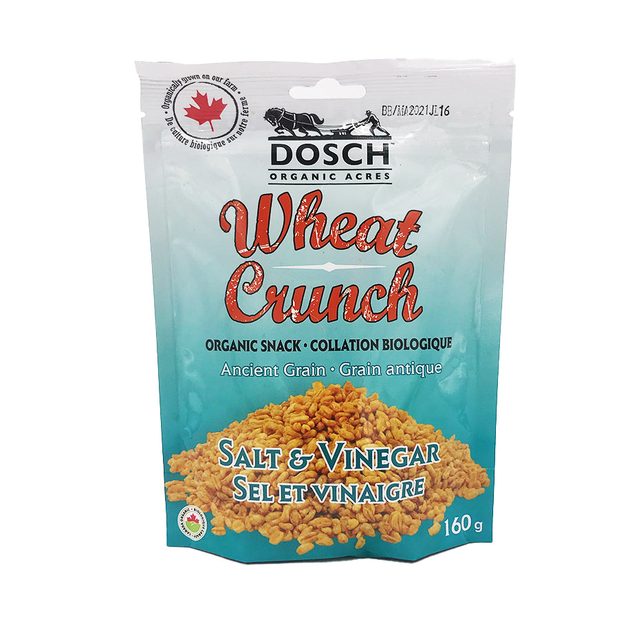 Dosch Organic Acres - Kracklin' Kamut Wheat Crunch (160g)