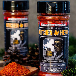 Kitchen Hero Premium Spice Blends and Rubs