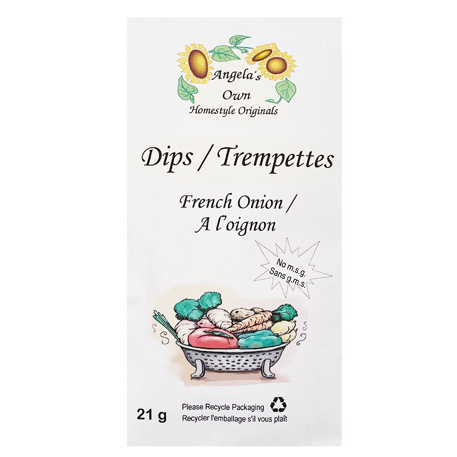 Angela's Own Homestyle Originals - Dip Mixes