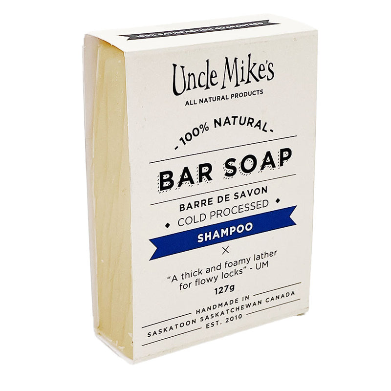 Uncle Mike's All Natural Products - Shampoo Bar