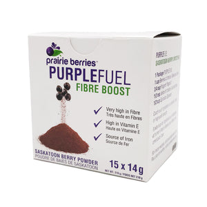 Prairie Berries - Fibre Boost Saskatoon Berry Powder