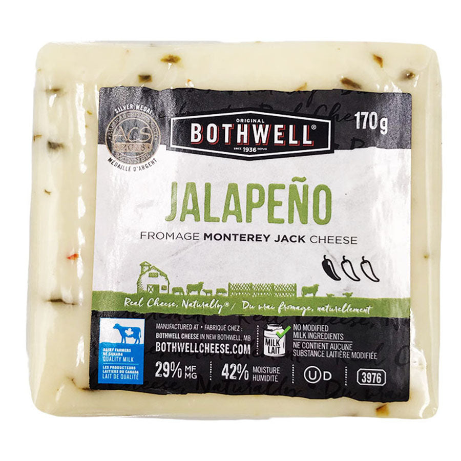 Bothwell Cheese - Jalapeño (170g)