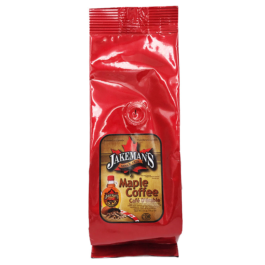 Jakeman's Maple Products - Maple Coffee