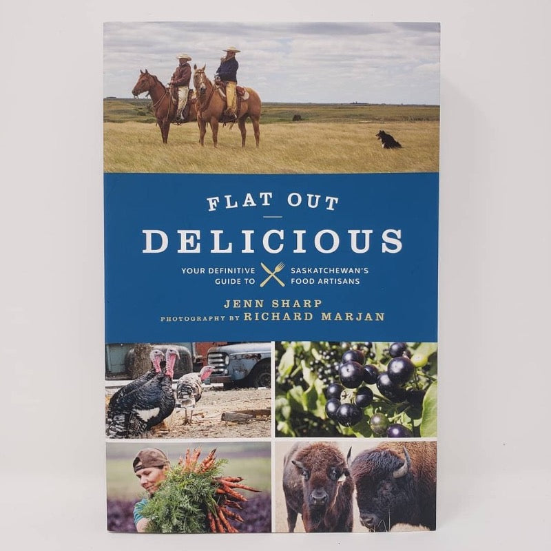 Flat Out Delicious - By Jenn Sharp