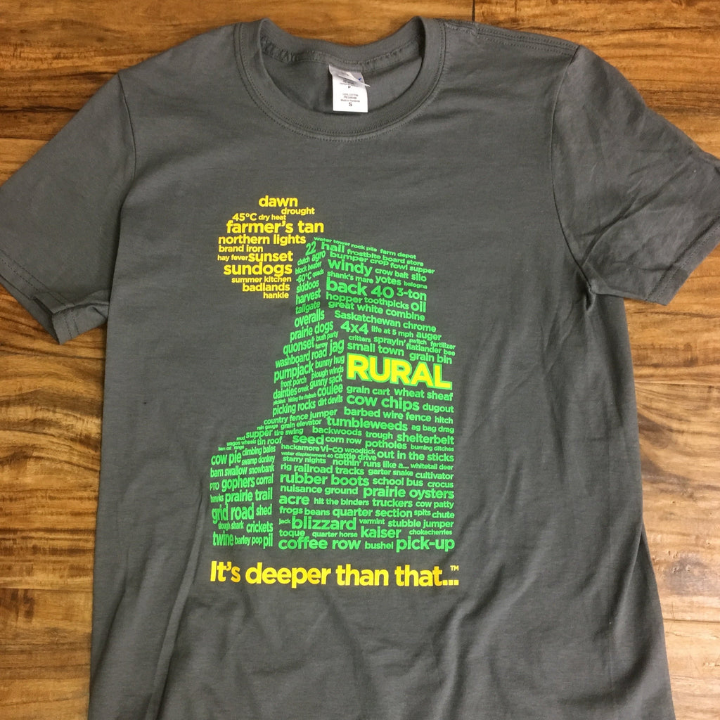 Etched in Lifestyle - Rural T-Shirt