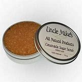 Uncle Mike's All Natural Products- Creamsicle Sugar Scrub