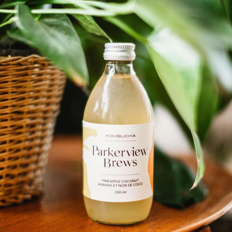 Parkerview Brews - Kombucha (355ml)