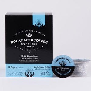 Rock Paper Coffee - Single Serve - K Cup