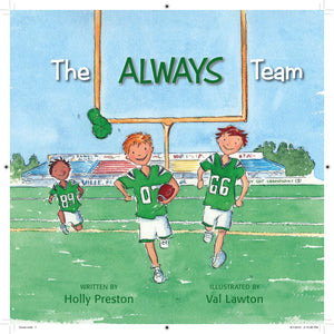 The Always Team - by Holly Preston (Always Books)